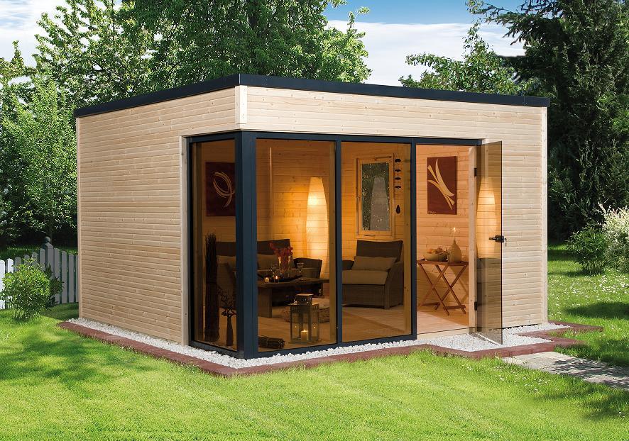 Quel mat riau choisir pour un abris de jardin - Cabane de jardin design ...