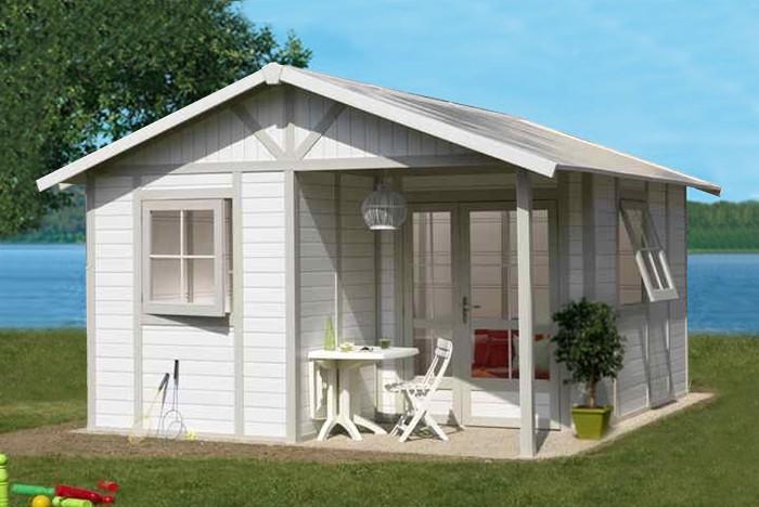 abri pour jardin. Black Bedroom Furniture Sets. Home Design Ideas
