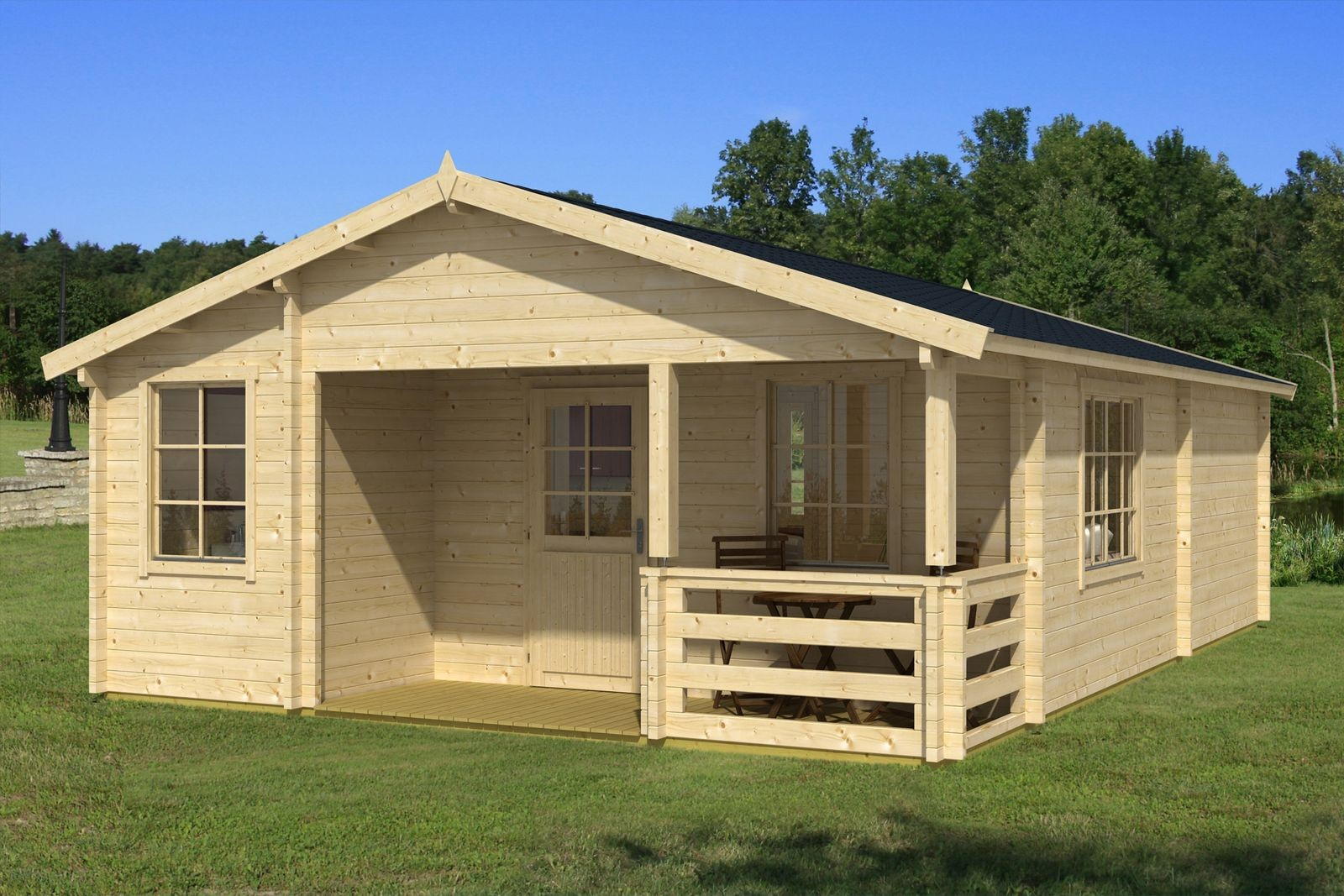 quel mat riau choisir pour un abris de jardin. Black Bedroom Furniture Sets. Home Design Ideas