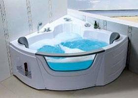 comment choisir une baignoire pratique spacieuse et design. Black Bedroom Furniture Sets. Home Design Ideas