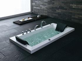 Comment choisir une baignoire pratique spacieuse et design - Solde baignoire balneo ...