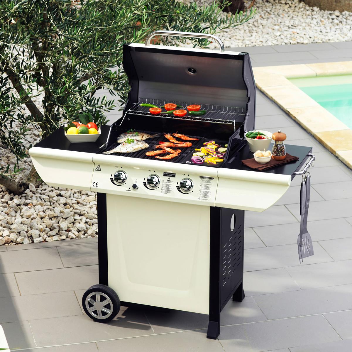 100 Incroyable Suggestions Barbecue Electrique Ou Gaz