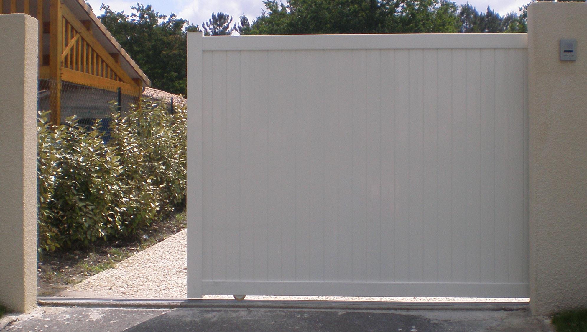 Coffret Compteur Eau Castorama bien choisir son portail et sa clôture en fonction des