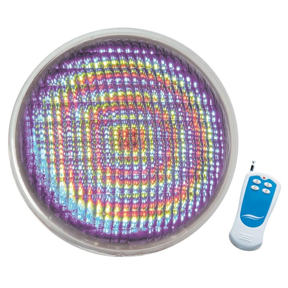 Les projecteurs de piscine pour profiter d 39 une magnifique for Lampe pour piscine