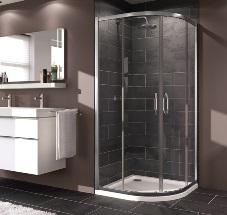 comment choisir une douche pratique spacieuse et design. Black Bedroom Furniture Sets. Home Design Ideas