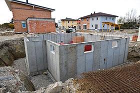 Le gros oeuvre d 39 une maison est l 39 tape la plus importante de la cons - Injection de resine sous fondations ...
