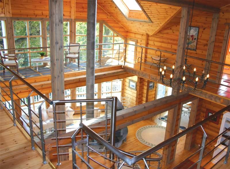 Les materiaux de construction naturels et cologiques for Maison ecologique bois