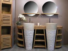 excellent meuble de salle de bains with meuble wc palette