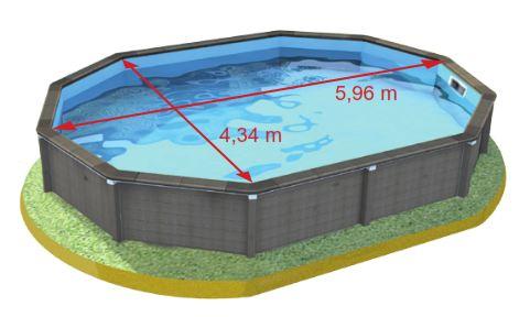 Comment bien choisir sa piscine quel mat riau quelles for Taille standard piscine rectangulaire