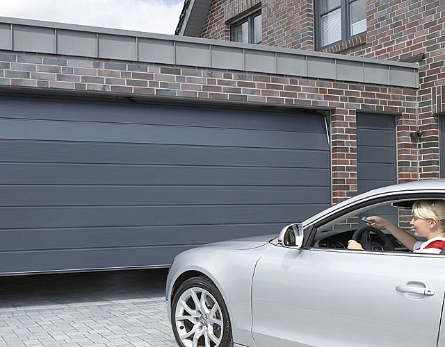 Bien choisir sa porte de garage isolation esth tique - Guide porte de garage ...
