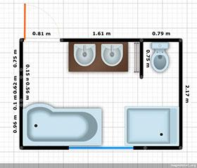 la salle de bain comment bien am nager sa salle de bains. Black Bedroom Furniture Sets. Home Design Ideas