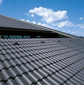 Quelle toiture choisir pour sa maison - Tuiles pour toiture maison ...